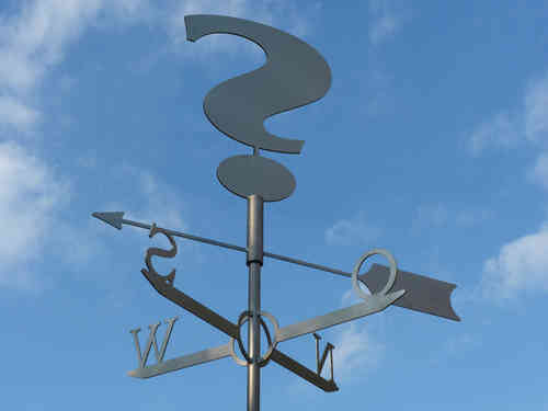 Weathervane Stainless Steel - Your Desired Motives