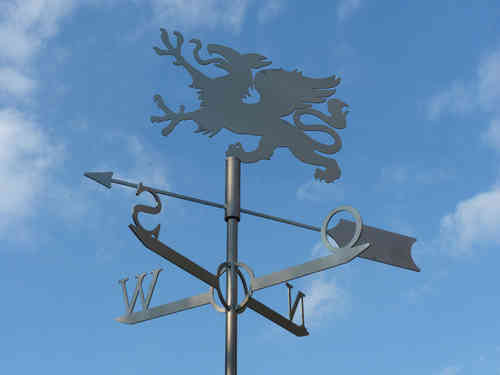 Griffin weathervane